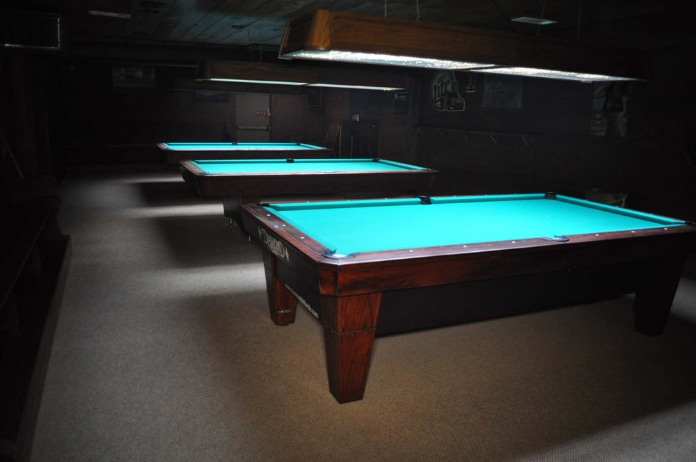 Pool Hall League City